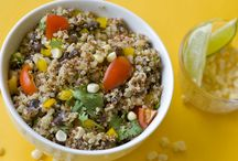 Forks over knives healthy recipes / by Candace Barnthouse Spaur