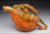 Wood Teapots / by Andrea Ellis
