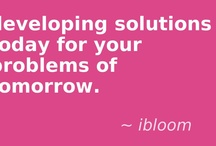 ibloom / Learn more about ibloom, a web agency located in Vienna - Austria, read our favorite quotes and know about our services for you.