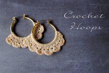 crochet aretes