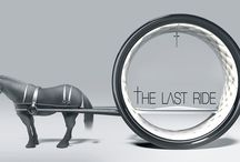 """THE LAST RIDE"" Funeral Carriage Concept / ""THE LAST RIDE"" is a visionary concept design for a funeral carriage by HAMID BEKRADI, http://hamidbekradi.com/"