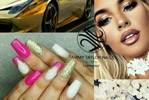 Tammy Taylor Nails Lynnwood / Nail products from USA. Treating our Queens to the best