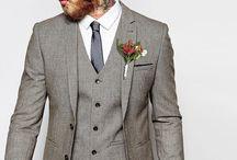 costume de mariage homme