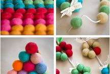 Crafts for children / some ideas to try with the little ones