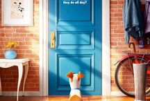The Secret Life of Pets / In Theaters July 8 - For their fifth fully-animated feature-film collaboration, Illumination Entertainment and Universal Pictures present The Secret Life of Pets, a comedy about the lives our pets lead after we leave for work or school each day.    / by Universal Pictures