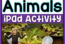 Moving Beyond the Page: Animal Habitats