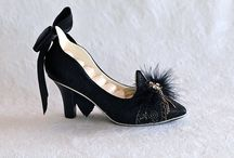 fashion shoe ring holder