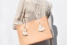 accessories and leather / Bags / by Helene Ekblom