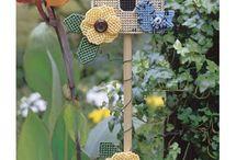 yarn work / by Alicia Rundell