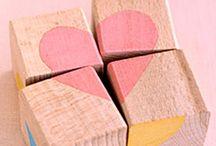 Cuburi de lemn