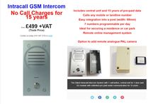 Intercoms from Ellard / Ellard Ltd stock a wide range of intercom systems, allowing you to see who is at your door or gate before gaining access.