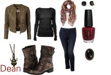 Spn Outfits
