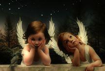 Grandchildren are Angels ♡♡ / by Teresa Clymans
