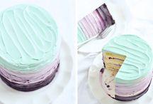 krema kek için fikir
