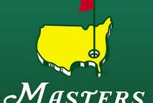 The Masters / Pins for the Masters Golf Tournament