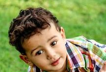 Little boy curly hairstyles