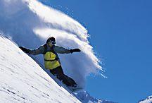 Skiurlaub in Nauders / Die Ferienregion Reschenpaß ist im wahrsten Sinne Winter wie Sommer ein grenzübergreifendes Urlaubsziel. Skiparadies Reschenpass in Tirol bedeutet Winterurlaub in  drei Skigebieten in zwei Nationen mit einem Skipass.