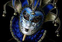 Awesome Venetian Masks