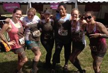 Obstacle course/Mud running