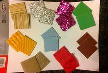 zabawy sensoryczne, zabawki hand made, zabawy Montessori / Zabawy domowe inspirowane metodą Montessori