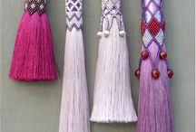 fringe/tassles / Craft