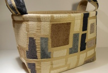 Baskets, Baskets & More Baskets.. / by Tracey Kooros