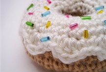 Crochet Donnuts