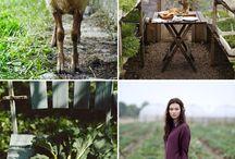 wiejskie życie