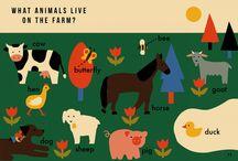 Parties: farmyard