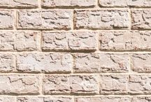 Washed White   Triangle Brick Company / Subtle red undertones and a white wash treatment offer a weathered look to Triangle Brick Company's Washed White brick, giving it the appearance of painted brick that's been beautifully faded over time by the sun, sand and ocean spray. This tumble washed brick is part of our Select product tier, providing our customers with an unparalleled level of quality and detail. The Washed White brick is popular among both our residential and commercial customers.