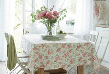 Outside In my ideal dining room / by Claire Toplis
