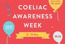 Coeliac Awareness Week 2017 / What Delicious Alchemy is getting up to this Coeliac Awareness Week