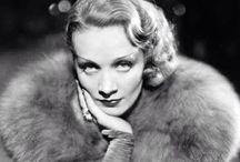Marlene Dietrich / by Xanthe Rain