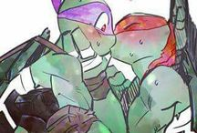 Raph & Donnie
