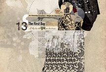 Collages・コラージュ集