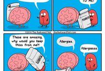 Heart and brain