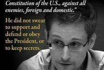 Snowden, Assange and Wikileaks
