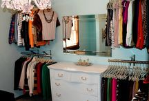 Closet Ideas / Closet ideas for big and small spaces