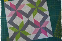 appliques o .... patchwork....