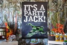 Duck Dynasty Party / by Lisa Hays