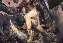 Fantasy Girl/Woman