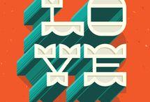L-O-V-E / Loving Designs