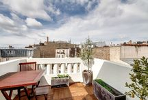 Lovely top floor with terrace