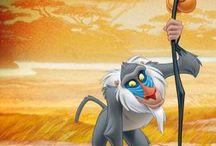 Films/animés -  Le roi lion