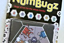 NumBugz - Bagz of Bugz Fun