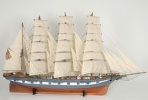 Skipsmodell / Båtmodell