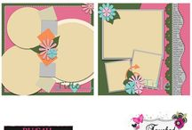 TBAB Layout Templates / by Touched By A Butterfly