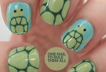 Nailed it / Nail art = craft fail / by Charlotte Mathison