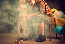 Clowns / by Amanda Tierney