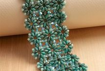 beaded watchband